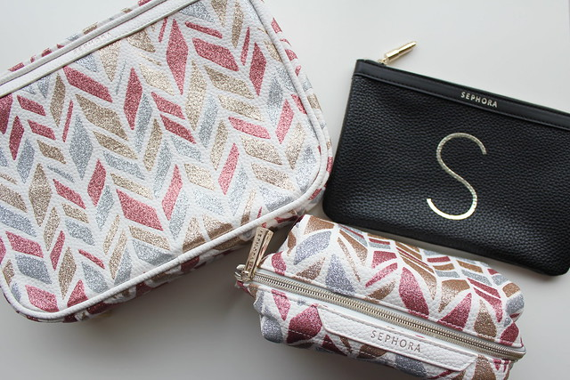 Sephora brand makeup bags for holiday 2016