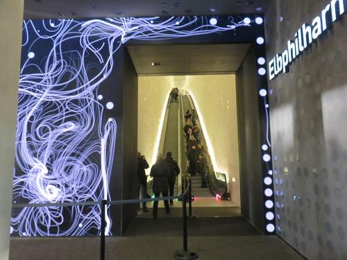 Elbphilharmonie Eingang