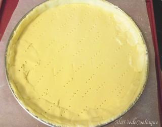tarte choco banane sans gluten sans lactose