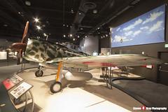 - 15267 - Japanese Air Force - Nakajima Ki-43-IIIa Hayabusa Replica - The Museum Of Flight - Seattle, Washington - 131021 - Steven Gray - IMG_3700