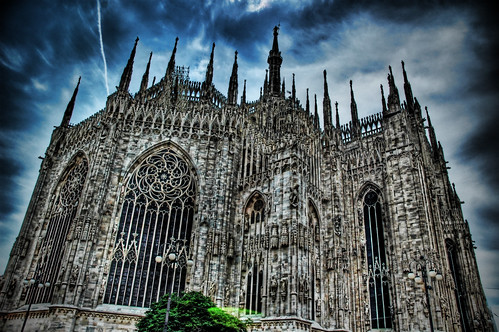 Dark Duomo | by Stuck in Customs