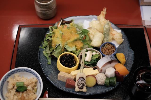 Irodori-Gozen(彩御膳)@Gion-Kirara, Kyoto