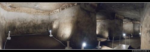 La Cisterna del Corridoio o del Comandante #4