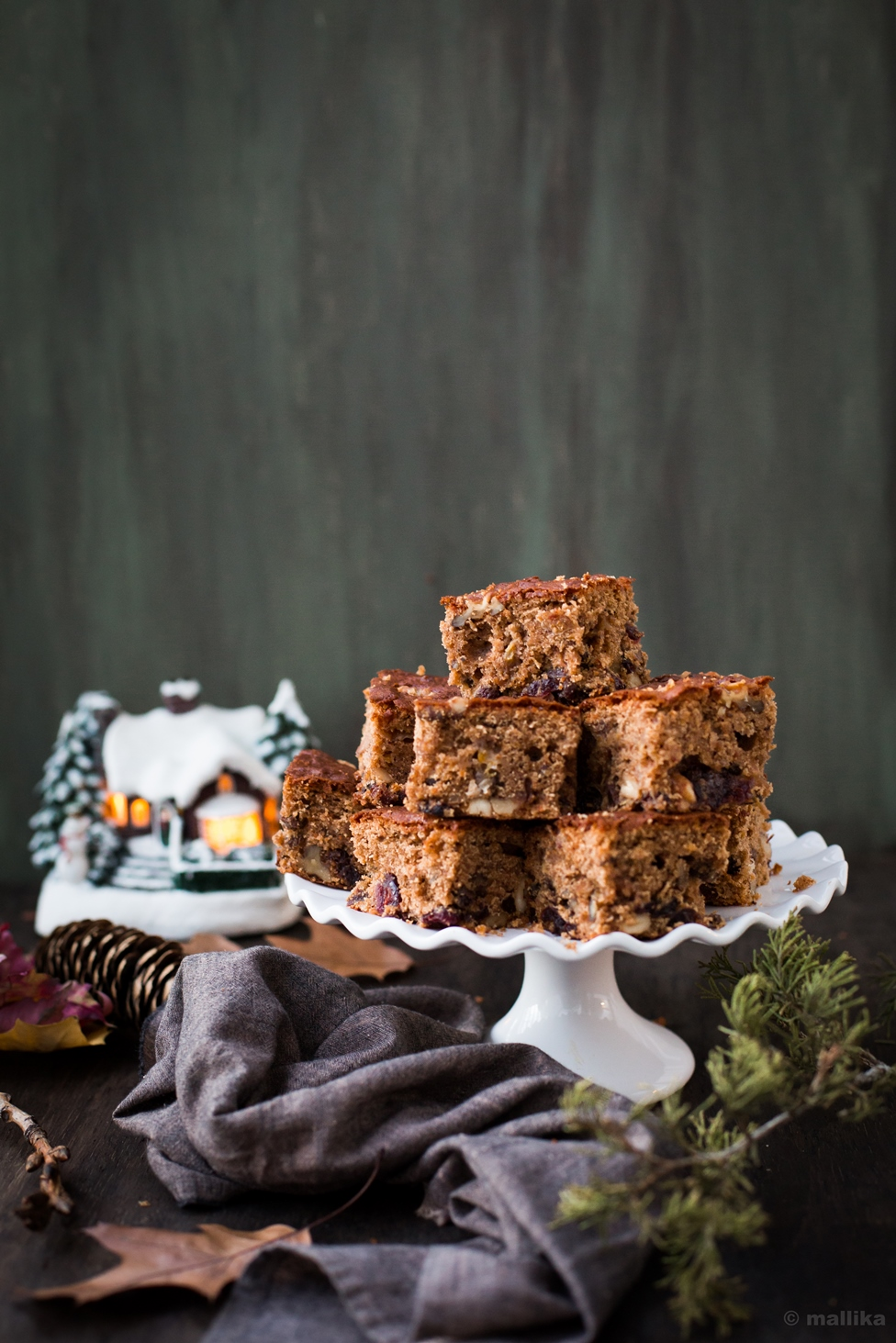 Christmas Fruit Cake
