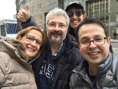 Silvia, Luis, Alan de Entre Rios con Fede