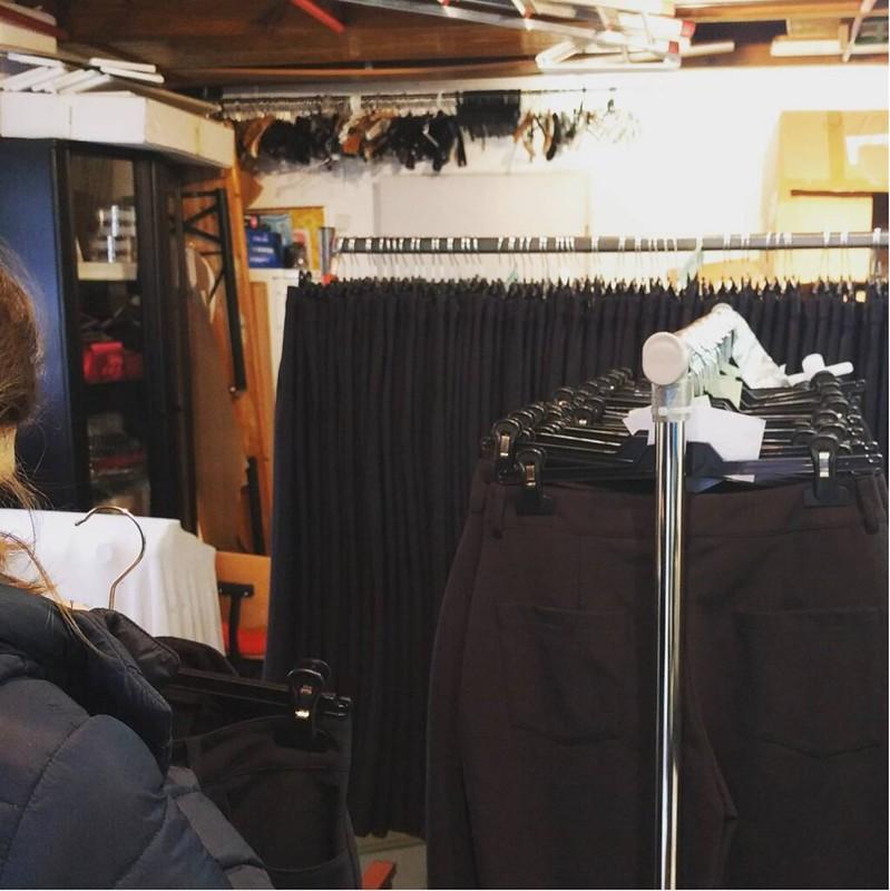 100 pairs of Zephyr Berlin pants
