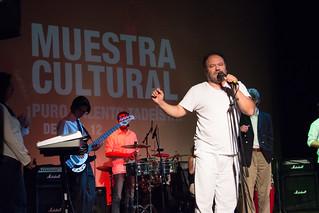 Son Sabor (Ensamble de salsa) | Muestra Cultural 2015