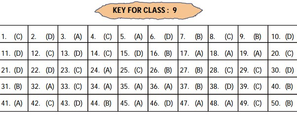 UIEO Answer keys 2016
