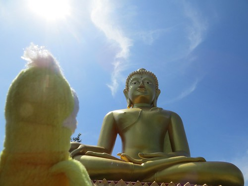 Swami and Buddha on Koh Kood