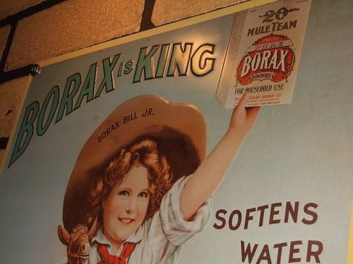 Borax is King | by Ben Sutherland