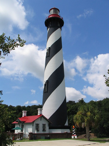 St. Augustine Lighthouse in Florida | by luv2run
