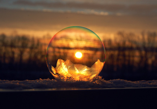 bulle solaire