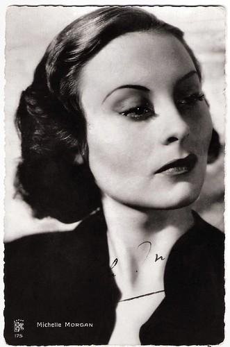 Michèle Morgan (1920-2016)