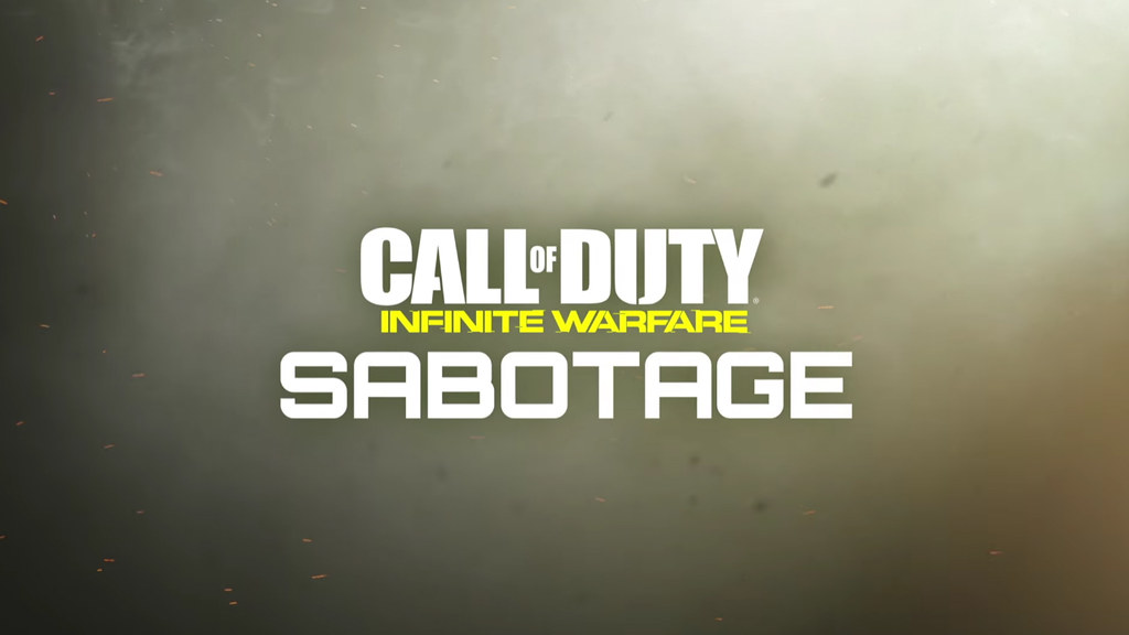 Call of Duty: Infinite Warfare –  Sabotage