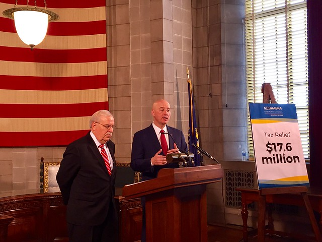 Gov. Ricketts Announces Unemployment Insurance Tax Relief