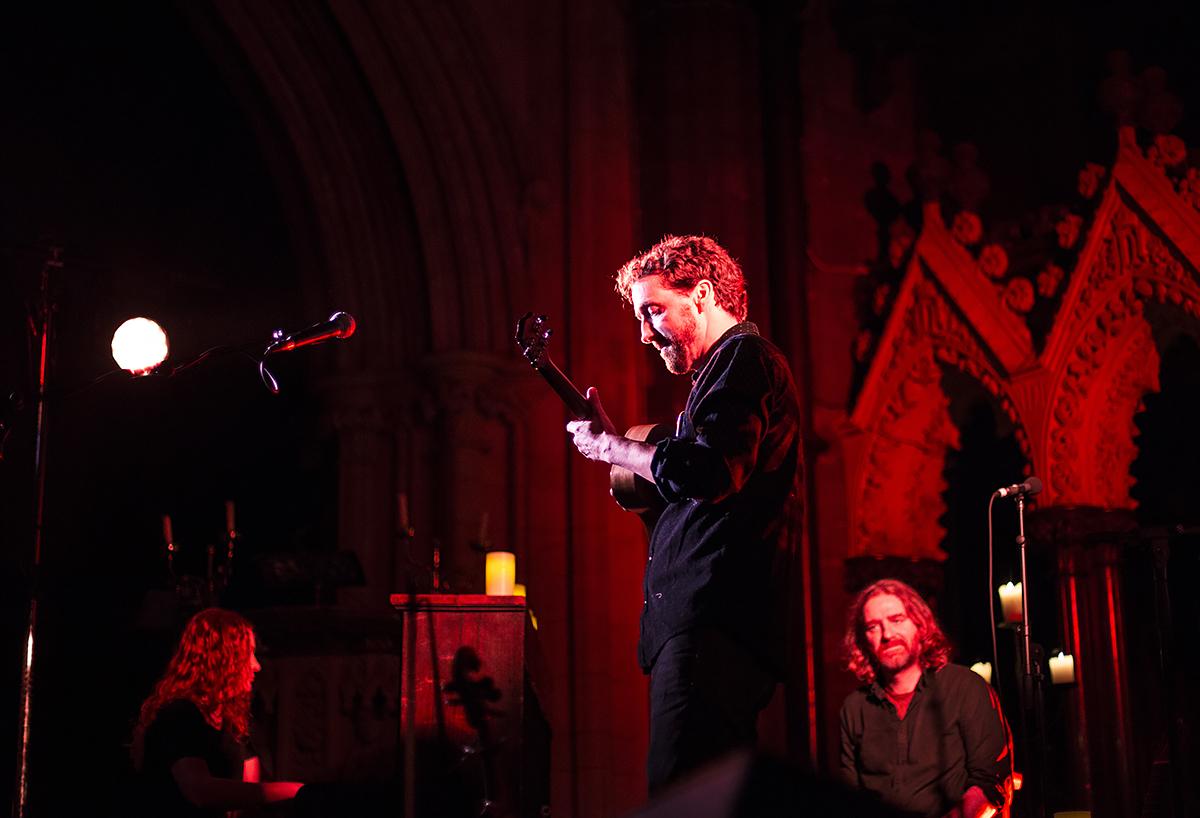 Colm Mac Con Iomaire - 12.12.2016 Christ Church . Dublin