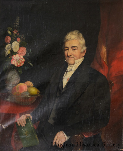 Portrait of Samuel Downer