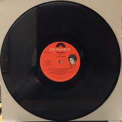 JAMES BROWN:HELL(RECORD SIDE-B)