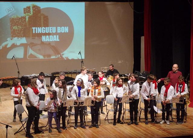 Audició Nadal Escola AUMBocairent - 16.12.16