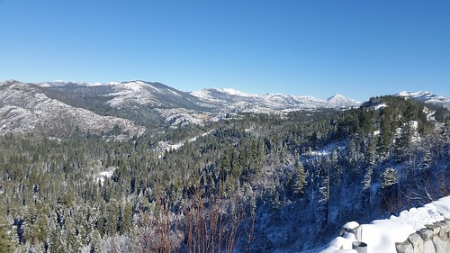 Early Winter in the Sierra