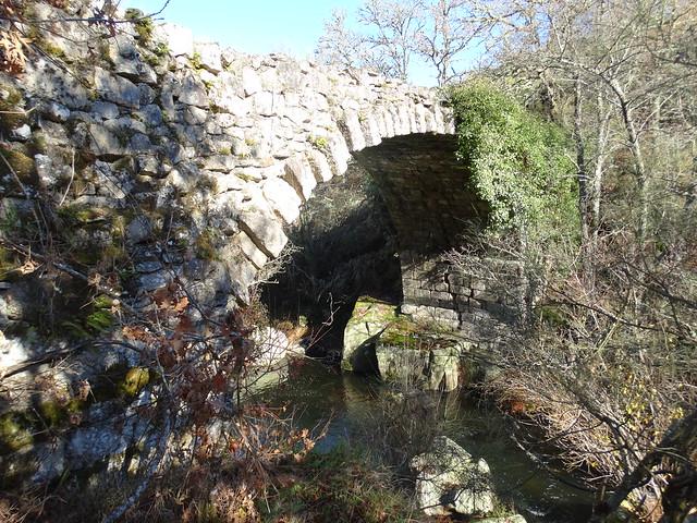 Puente de Conceliñas en Parada de Sil