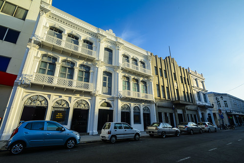 Old OCBC Building of Penang