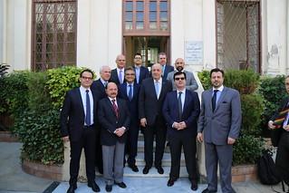 Επίσκεψη Υφυπουργού Εξωτερικών κου Τέρενς Κουΐκ (16-17/12/2016)