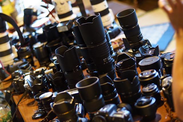 Lens! Lens! Lens!