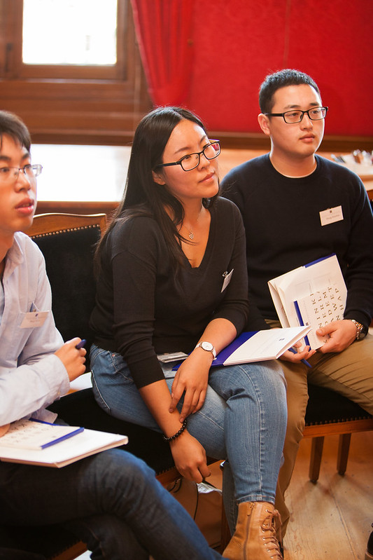 Third KNAW-NWO PhD event: A photographic impression