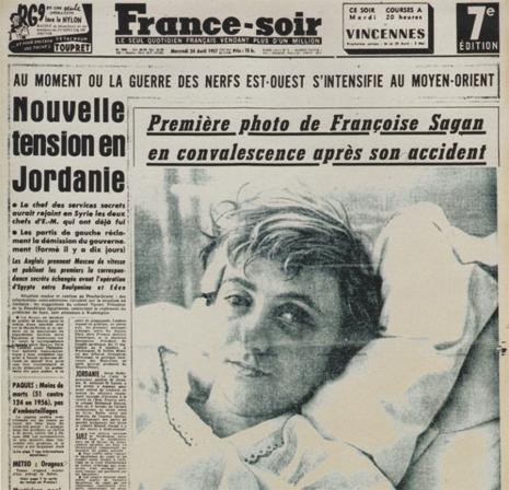 17a07 Primera foto de Sagan tras su accidente