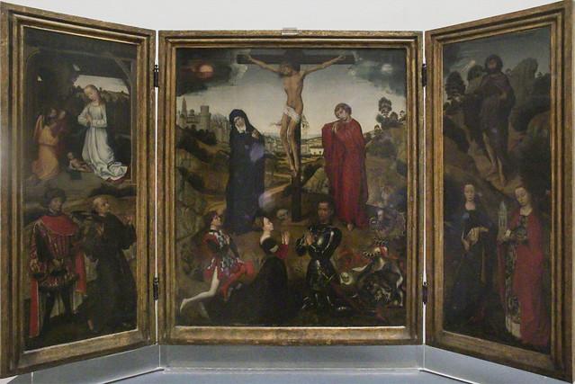 Sforza - Triptych, Rogier van der Weyden