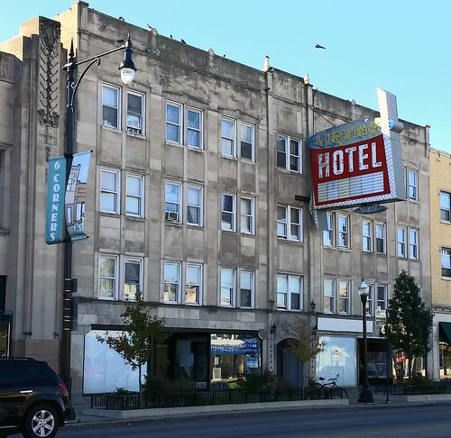 the irving hotel barkis karper gang doctor money
