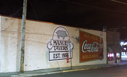 Manuel's Tavern (before renovations)