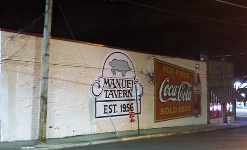 Manuel's Tavern (before renovations)