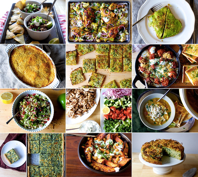 2016 smitten kitchen favorites, savory