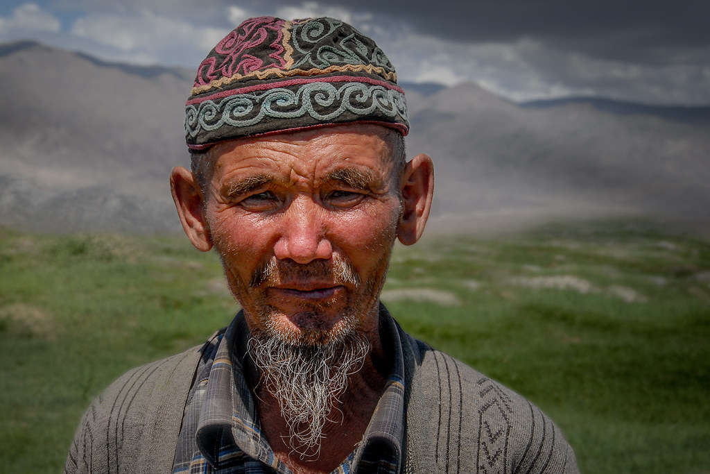 Mongol from Khovd Province