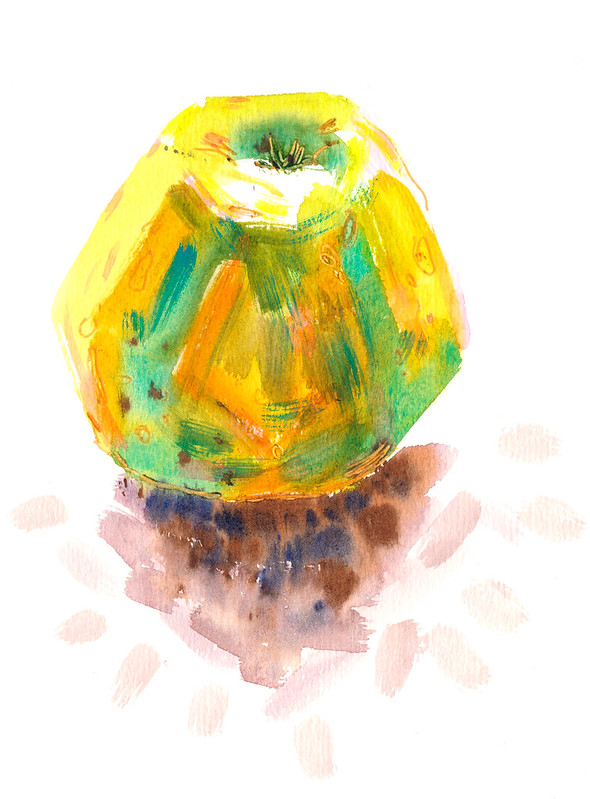 Sketchbook #100: Apple
