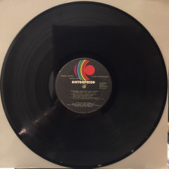 ISAAC HAYES:...TO BE CONTINUED(RECORD SIDE-A)