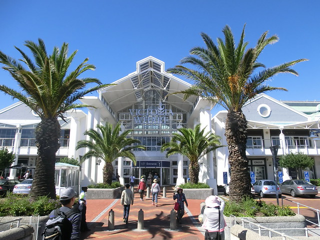 Cape Town Victoria Wharf