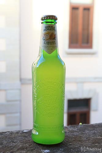 Birra Moretti Limone
