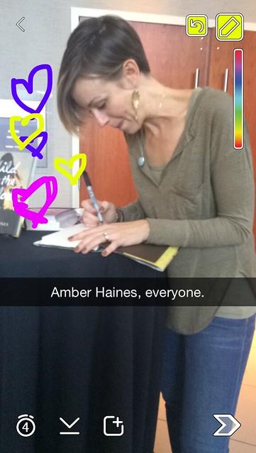 Amber Haines