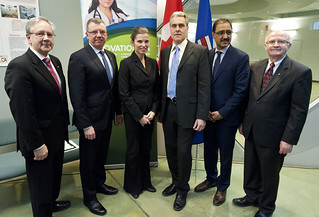 John R. Evans Leaders Fund Announcement at the University of Alberta