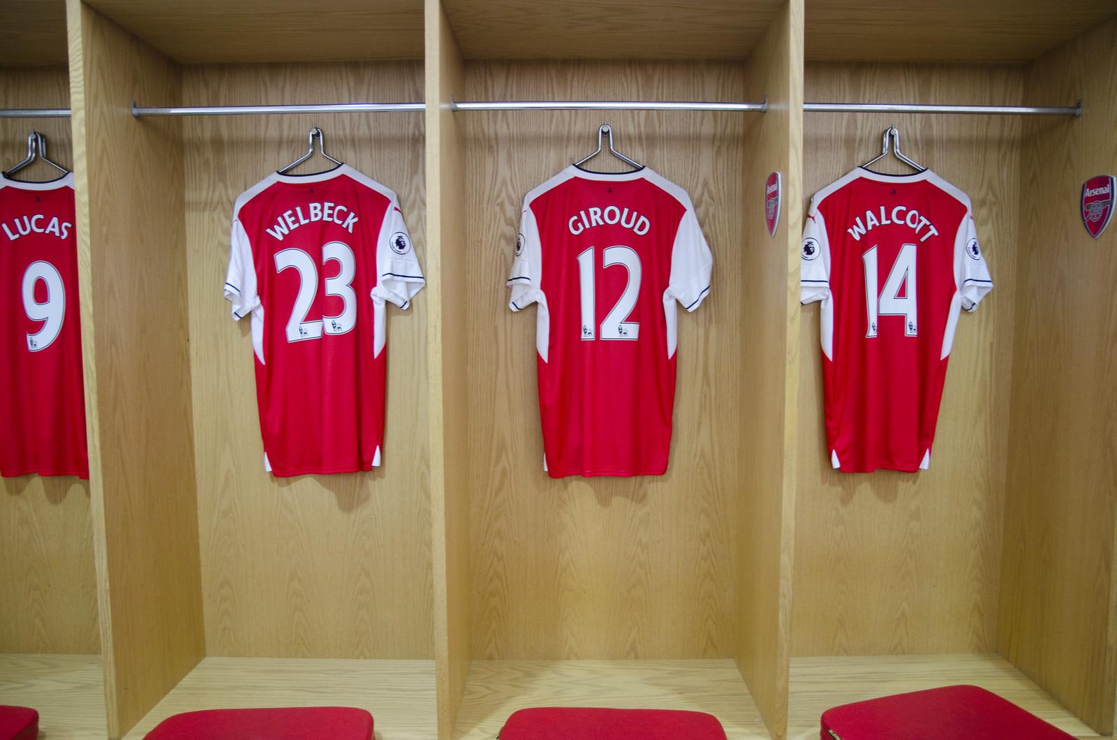 Emirates Stadium - London