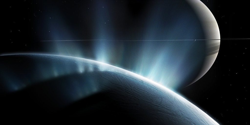 Saturn's Moon Enceladus Has A Global Subsurface Ocean