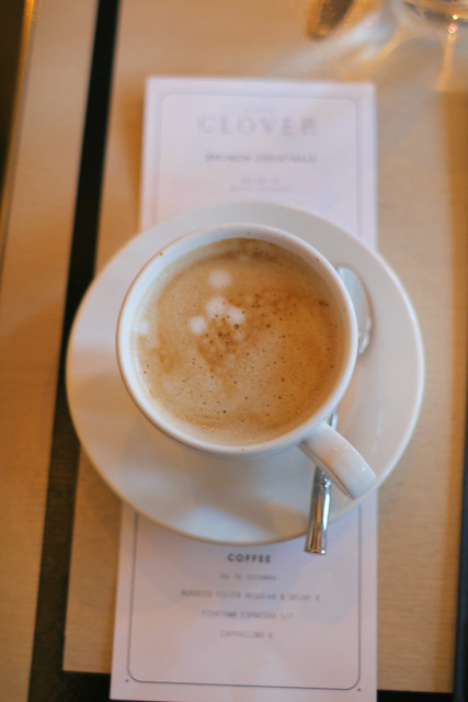 Cafe Clover Brunch