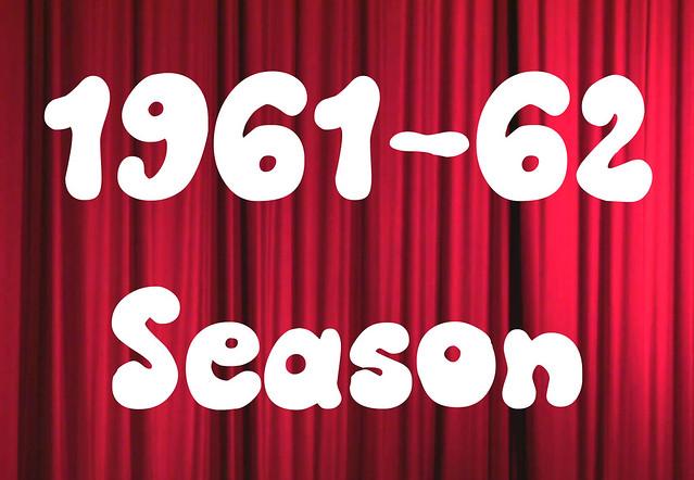 1961-62 Season