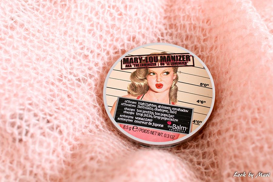 1 the Balm Mary-Lou Manizer suomesta kokemuksia väri sävy review