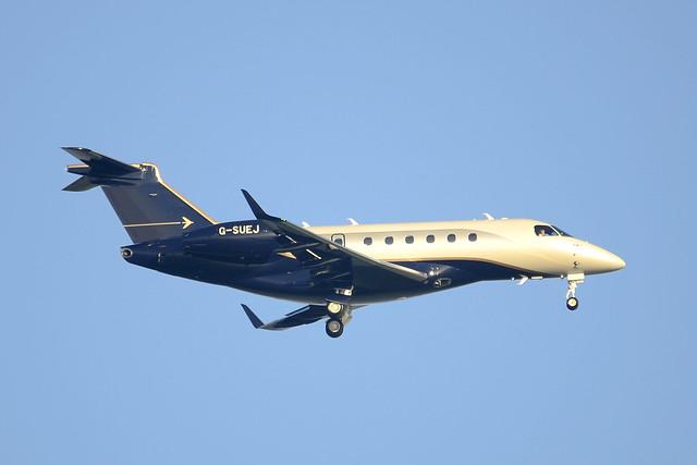 G-SUEJ Embraer EMB-550 Legacy 500