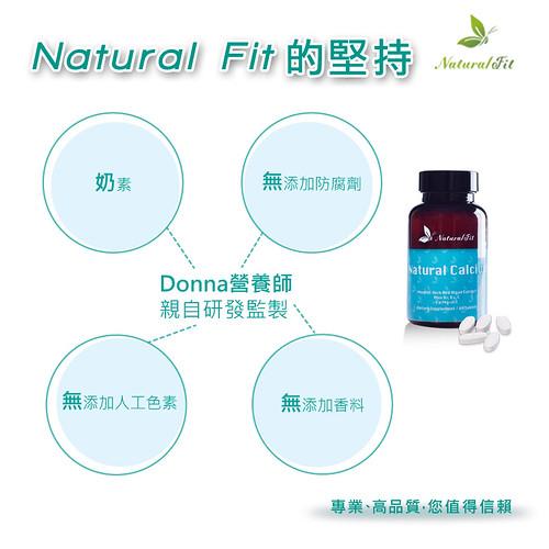 Natural Fit的堅持 (1)