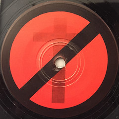 DEAD KENNEDYS:NAZI PUNKS FUCK OFF(LABEL SIDE-B)